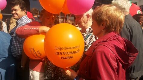 В Воронеже улицу Пушкинская перекроют для ярмарки на Центральном рынке