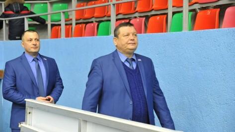 Тренер воронежского «Бурана» Сергей Карый: «Мы снова лишились льда»
