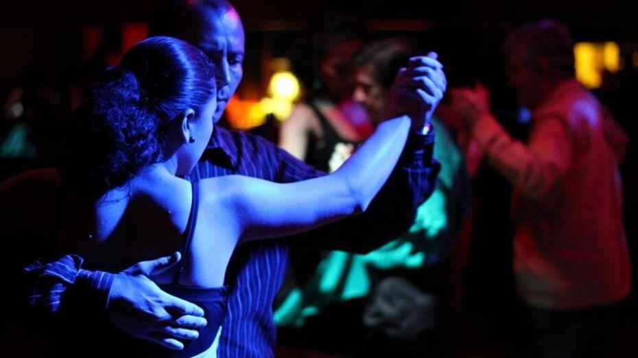 Воронежцы станцуют танго в Кольцовском сквере 17 августа