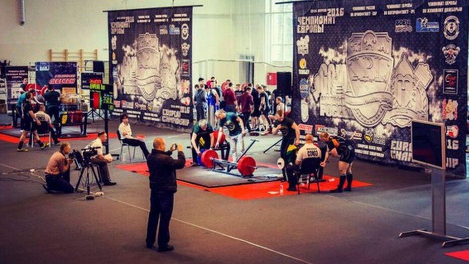 Таловчанин выиграл чемпионат Европы по пауэрлифтингу