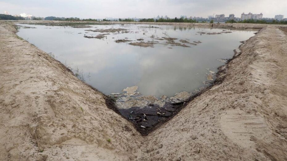В Воронежской области утонул «КАМАЗ» с 41-летним водителем