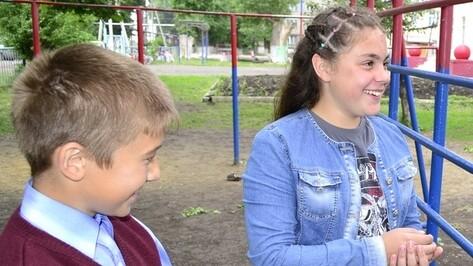 Грибановская школьница, которая спасла тонущего ребенка, может получить государственную награду