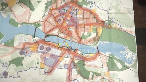 Мэр Воронежа утвердил названия и расположение новых улиц в Железнодорожном районе
