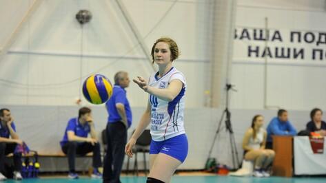 Капитан волейбольного «Воронежа»: «Команде нужно сохранить нынешний состав»