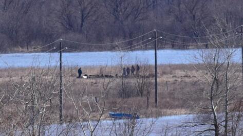 Летчиков упавшего в Воронежской области самолета Як-130 доставили в военный госпиталь
