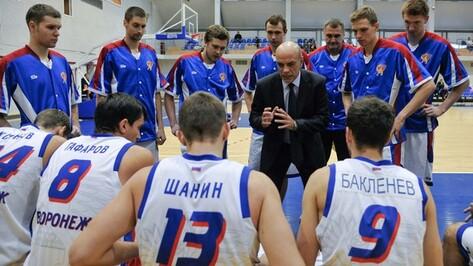 Тренер воронежских баскетболистов Виталий Кириченко: «В Челябинске нужно проявить характер»