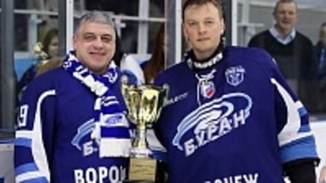 Болельщики «Бурана» назвали лучшего хоккеиста сезона и «лучшего друга Воронежа»
