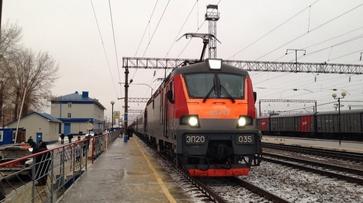 В Воронежской области восстановлено движение поездов после пожара на вокзале