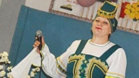 Жительница Эртиля стала дипломантом областного конкурса «Зажги свою звезду»