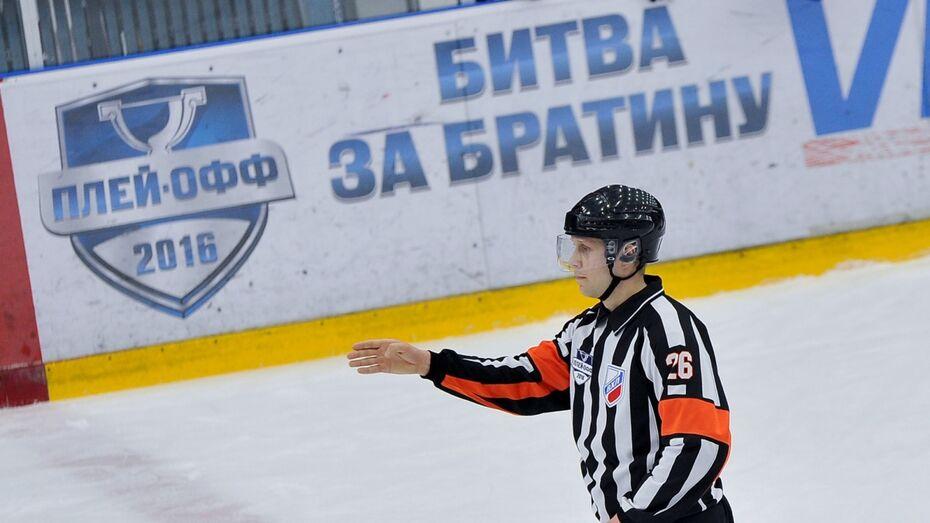 Воронежский «Буран» одержал третью победу в серии с «Динамо»