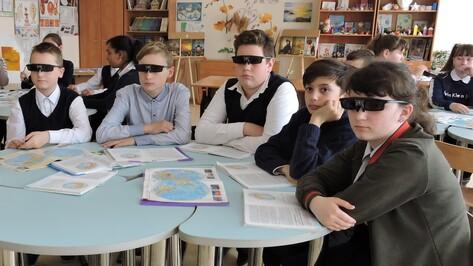 В двух школах Кантемировского района оборудовали профильные центры «Точка роста»