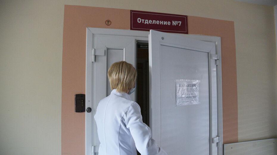 Воронежские врачи вылечили еще 133 пациента с COVID-19