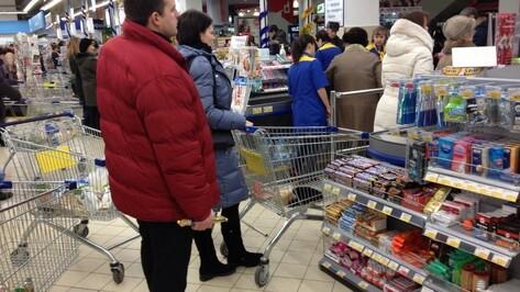 Воронежцы отметили незначительные перемены в питании после введения санкций
