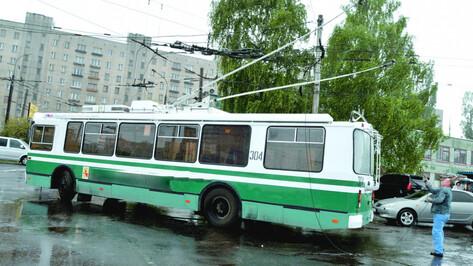 Москва передаст Воронежу 15 троллейбусов