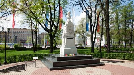 Празднование Дня Победы в Воронеже покажут на светодиодном экране