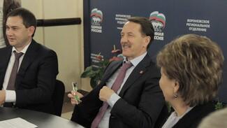 Алексей Гордеев: «Голосование показало доверие ко мне как к главе Воронежской области»