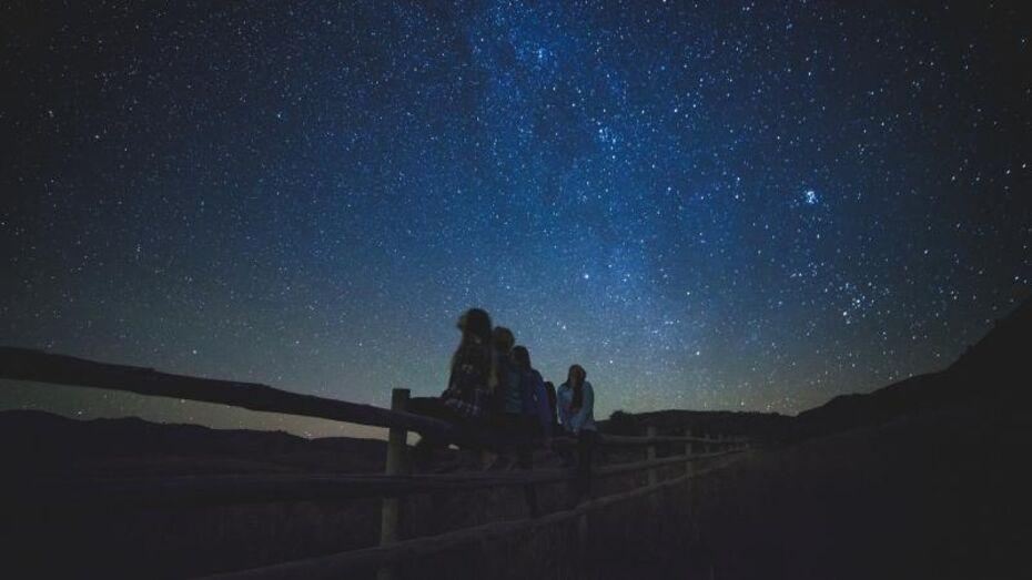 В Воронежской области начался сезон вечерней видимости Международной космической станции