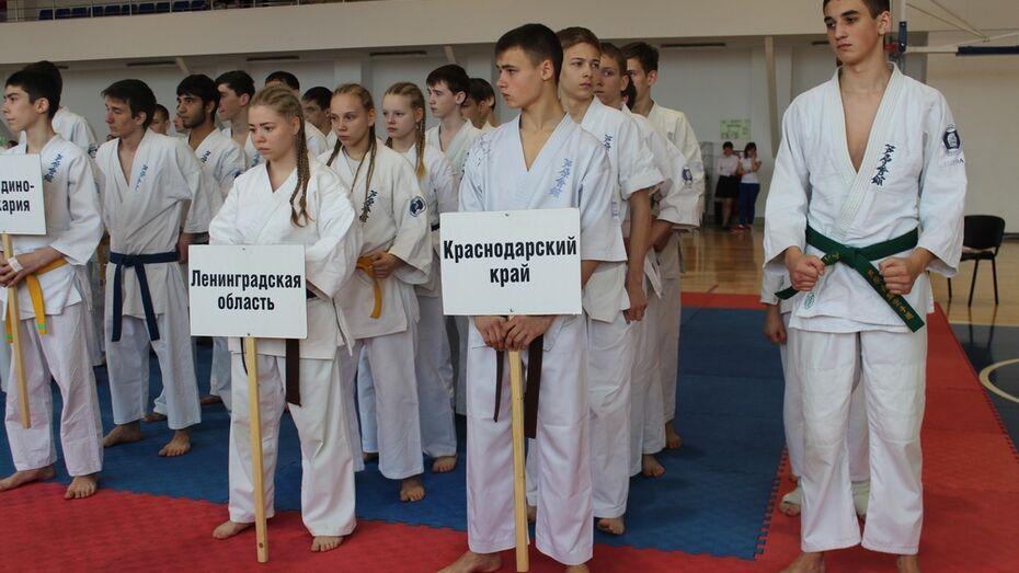 В Верхней Хаве прошло всероссийское первенство Федерации стилевого каратэ