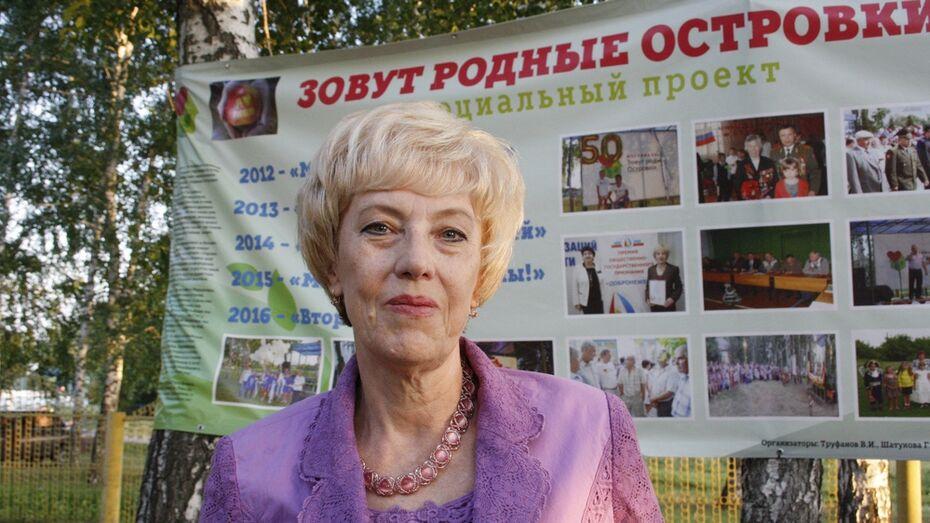 В Аннинском районе пройдет фестиваль «Зовут родные Островки»