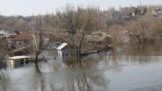 В Бобровском районе из-за половодья переселили 78 человек