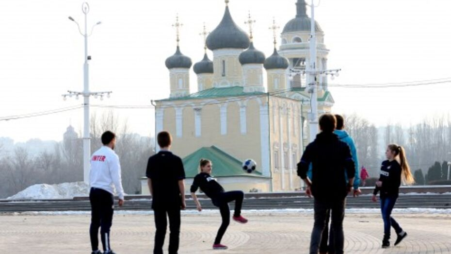 Итальянский «Интер» создаст в Воронеже любительский футбольный кампус