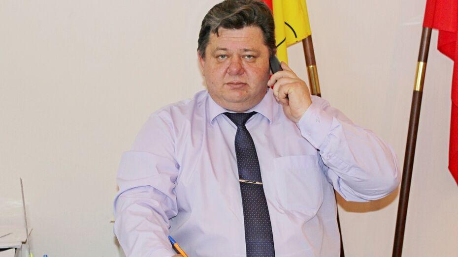 В Таловой глава администрации подал в отставку