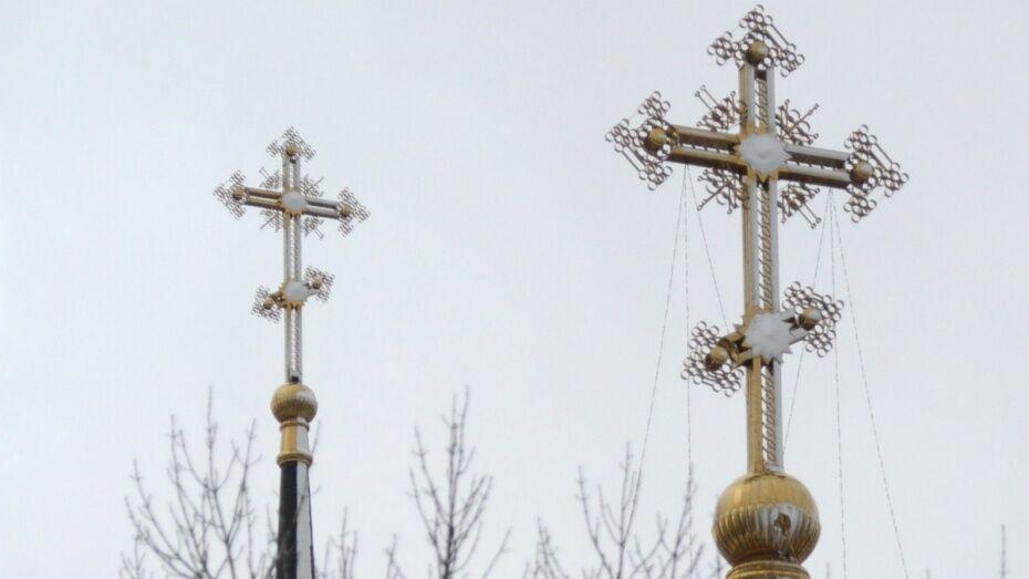 Двое краснодарцев ограбили храм в Воронежской области на 100 тыс рублей
