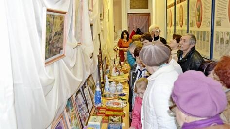 В Бутурлиновском краеведческом музее прошла «Ночь искусств»