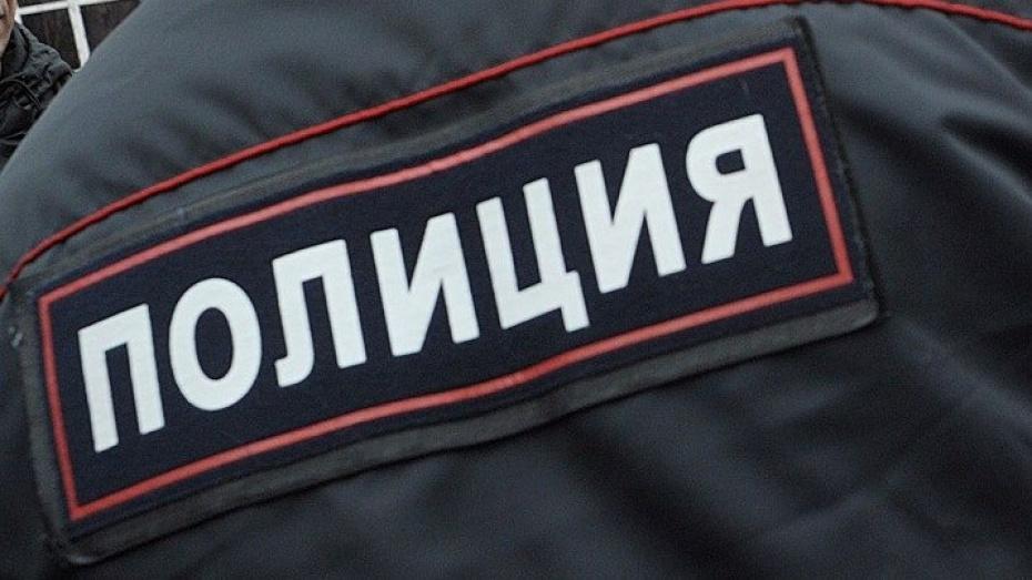 Под Воронежем полиция задержала мужчину с 1 кг наркотиков