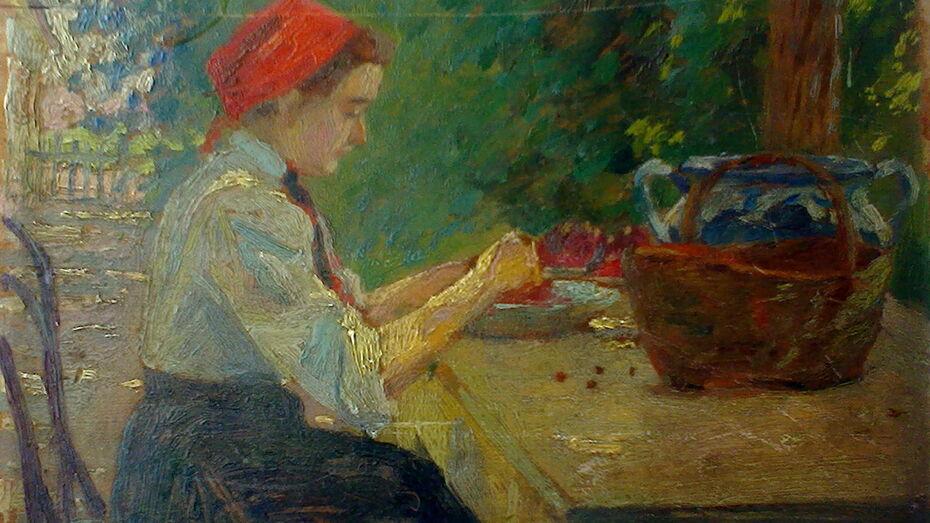Воронежцев пригласили на выставку картин Петра Ганского