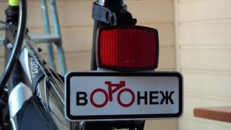 В Воронеже ищут профессионального велосипедиста-общественника