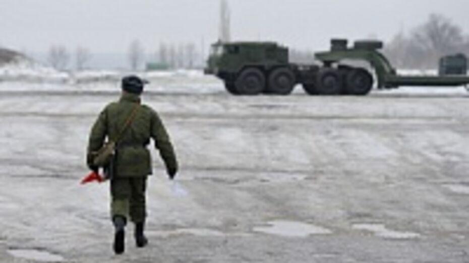 Минобороны официально подтвердило гибель от пневмонии солдата из войсковой части под Воронежем