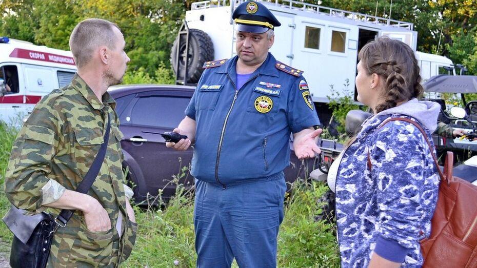 Волонтеры попросили помощи в поисках пропавшего в Воронежской области подростка