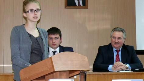 В Грибановском районе решили создать молодежную администрацию