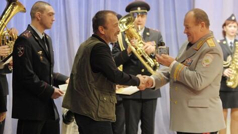 Журналисты РИА «Воронеж» получили награды от полицейских