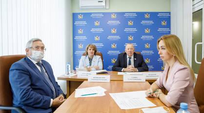 Около 12,5 млрд рублей направят на соцподдержку жителей Воронежской области в 2022 году