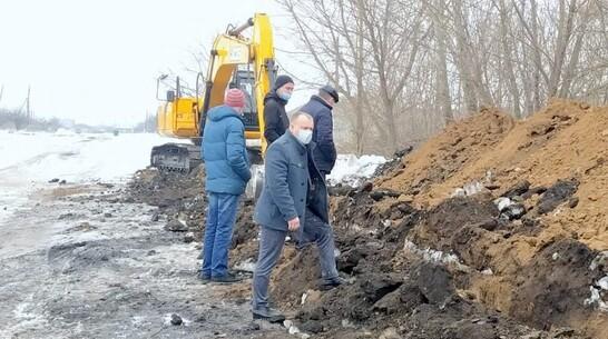 На водоснабжение терновского села Александровка направят более 50 млн рублей