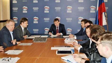 Воронежские единороссы зарегистрировали 5 участников на предварительное голосование