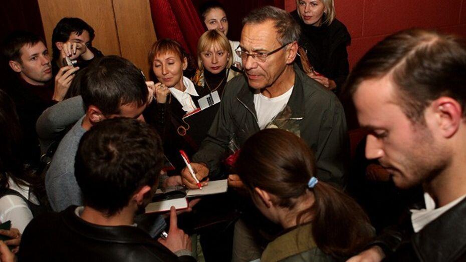 Андрей Кончаловский поговорит с воронежцами по душам