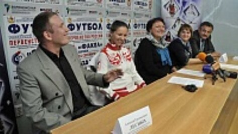 Воронежские участники эстафеты олимпийского огня смогут забрать факел на память