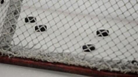 Юные воронежские хоккеисты стали третьими на турнире в Минске