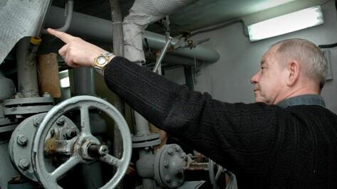 За 2 дня к отоплению подключили половину воронежских домов