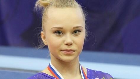 Воронежская гимнастка выступит на Олимпийских играх-2016