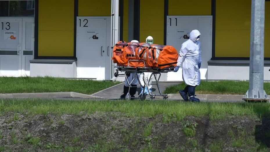 Почти 600 человек умерли в Воронежской области за время пандемии COVID-19