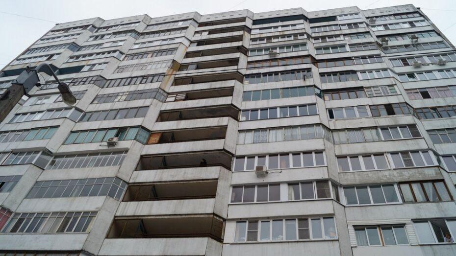 Воронежец выпрыгнул с 10 этажа на глазах у отца