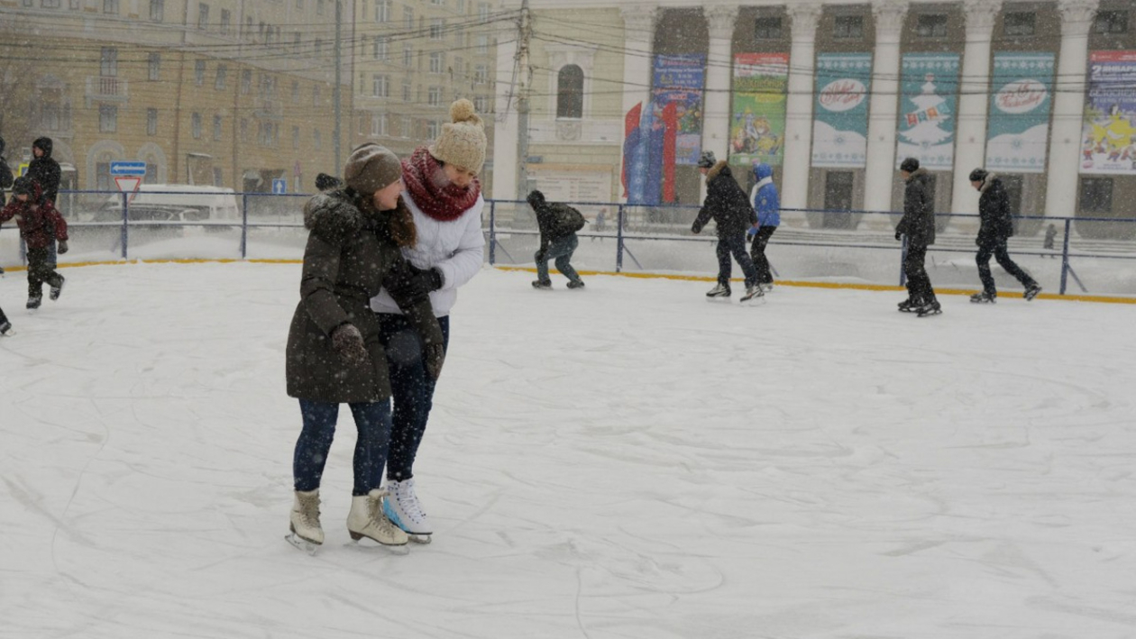 Обзор РИА «Воронеж». Где активно отдохнуть на новогодних каникулах