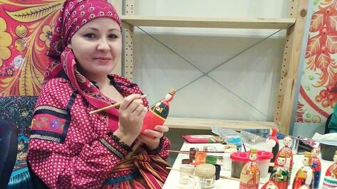 Жительница Семилук получила спецдиплом всероссийского конкурса «Русь мастеровая»