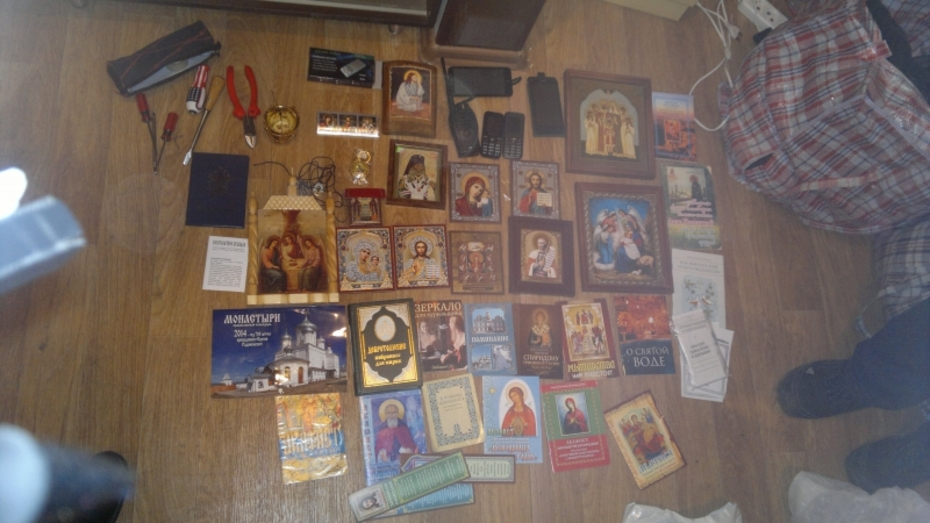 Банда из Воронежа ограбила храмы в 4 регионах страны