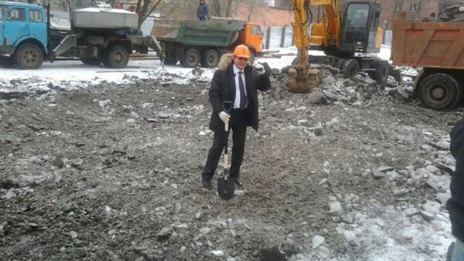ВГУ строит новое студенческое общежитие в Коминтерновском районе Воронежа