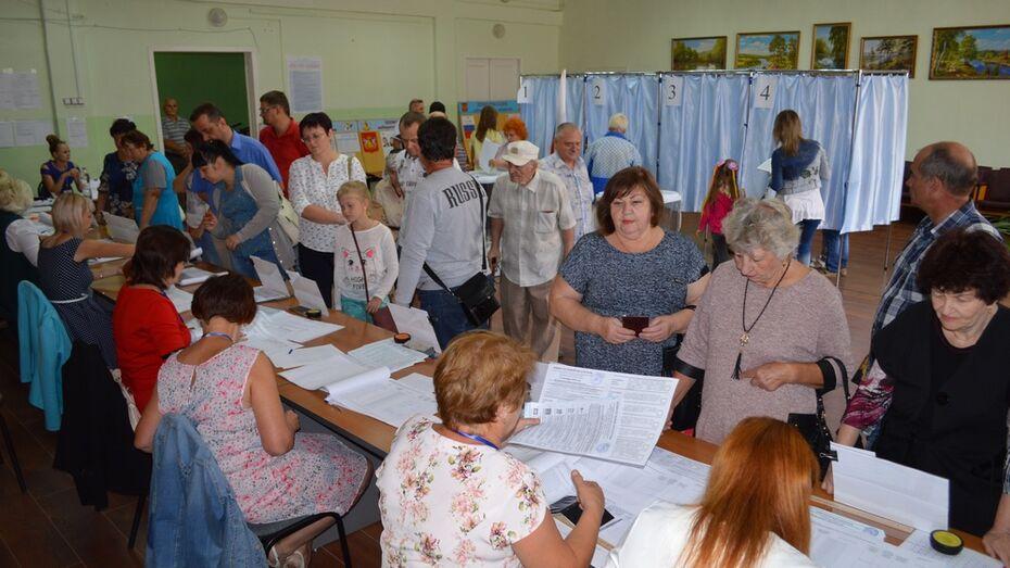 В Павловском районе в райсовет выбрали 40 депутатов